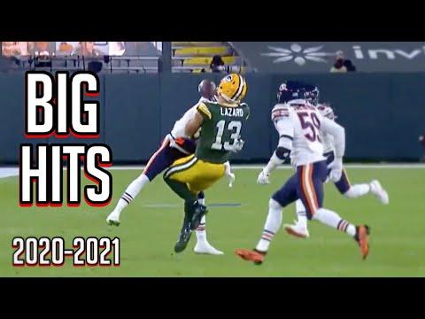 NFL Brutal Hits of the 2020-2021 Season || ᕼᗪ 2