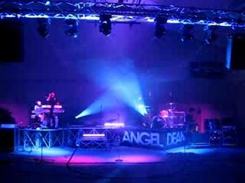 Angel Dean Tour Rehearsal