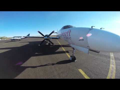 Metroliner Night Freight - First GoPro Flying Clip