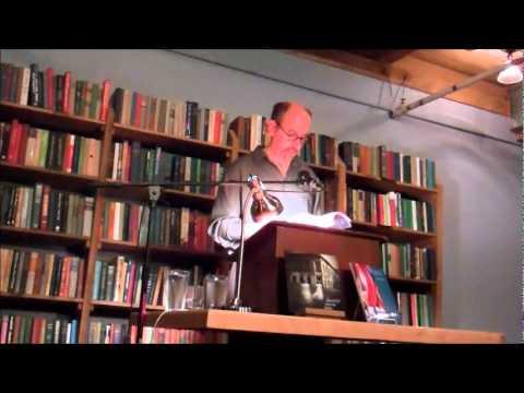 10-23-11 - Leonard Schwartz Reads at Elliott Bay Books