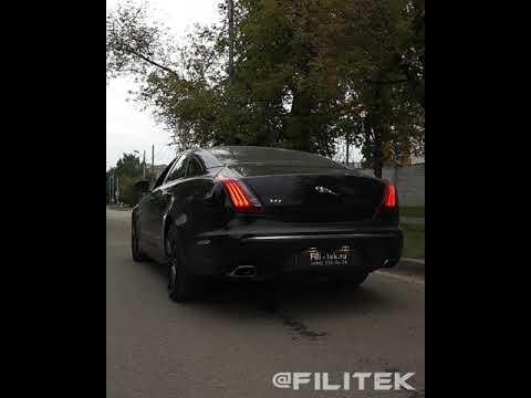 Тюнинг выхлопной системы Jaguar XJ 5 литров Supercharged
