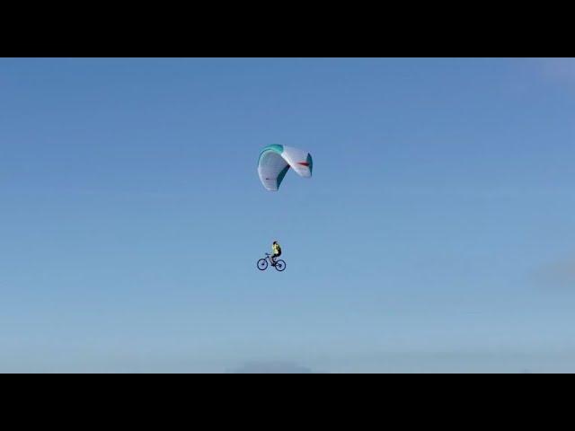 BIKE TO FLY