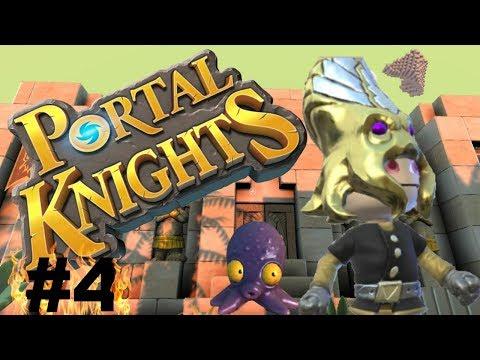 ⭐ Portal Knights, Season 2 Episode 4:New vacant islands update 1.2.