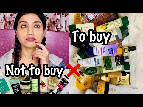 *Non Sponsored* Products Review   PRODUCTS I HAVE USED REVIEWS   Must Buy ✔️ & Don't Buy ❌