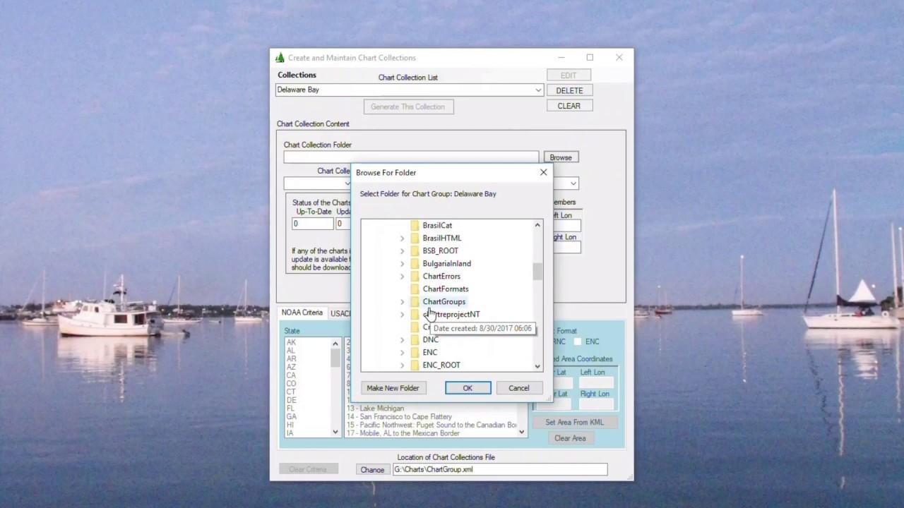 Sailing Software Utilities