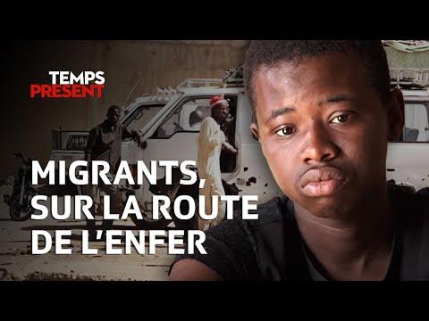 Temps Présent - Migrants Sur La Route De L'enfer