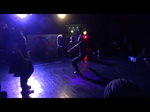 R100[6] Bboy Final: Bgirl Snap vs Bboy Grimm