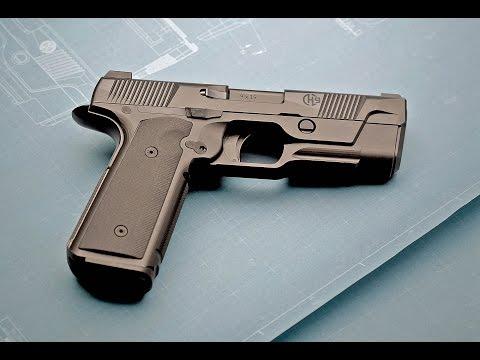 SHOT Show 2017 - Hudson H9 pistol