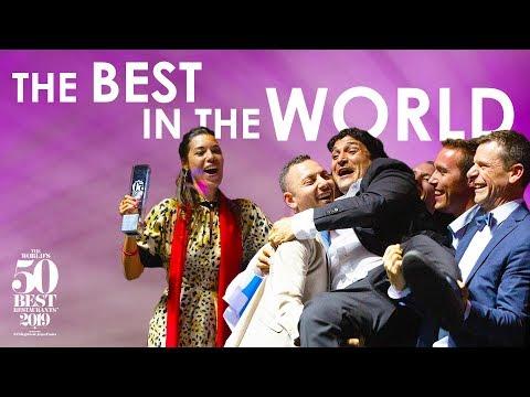 The Moment Mirazur Won The World's Best Restaurant 2019
