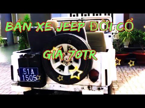 #BÁN XE jeep Đời cổ ||lh:0907114499 a.mót thương lượng