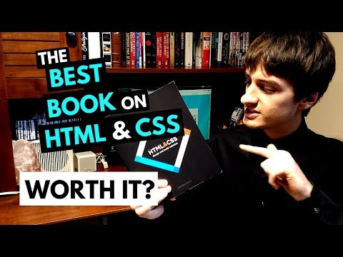 HTML And CSS By Jon Ducket Book Review - Learn Front-End Development In 2019 | For Beginners