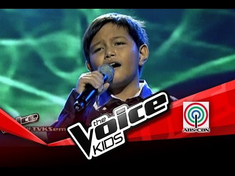"The Voice Kids Philippines Semi Finals ""One Day In Your Life"" by Ton-Ton"