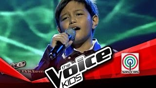 """The Voice Kids Philippines Semi Finals """"One Day In Your Life"""" by Ton-Ton"""