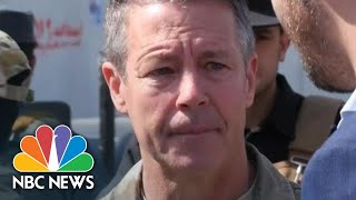 U.S. Commander In Afghanistan Says He Doubts He Was Target Of Deadly Kandahar Attack | NBC News