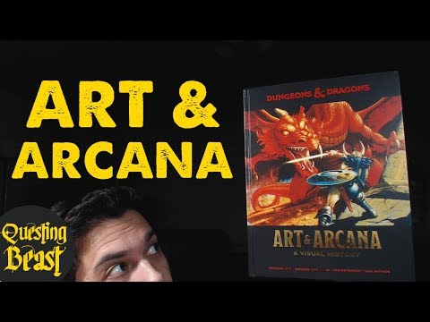 art-and-arcana:-a-visual-history-review