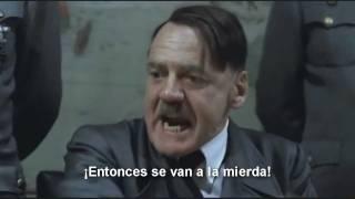 Hitler se entera de sus videos