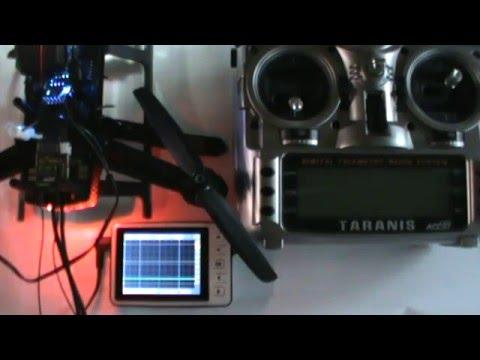 Quadcopter Transmitter Setup Guide | Propwashed