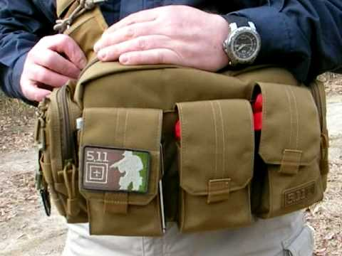 5 11 Tactical Series Bail Out Bag As An Edc Review By Milpic You