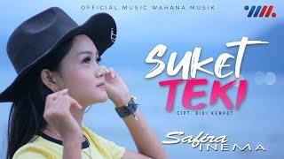 Safira Inema - SUKET TEKI (Official Music Video)