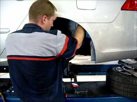 FUEL TANK FILTER REPLACET - YouTube