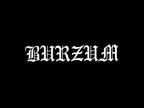 Burzum - Dunkelheit (HD Audio Quality) [With Lyrics]
