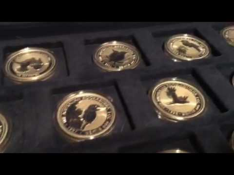 the perth mint vs found on youtube