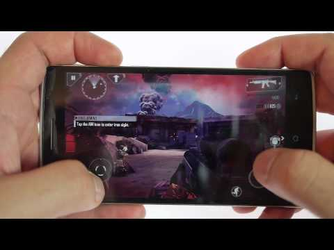 OnePlus One Hardware Benchmarks and Gaming Review