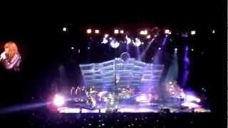 FLORENCE AND THE MACHINE - SPECTRUM (SAY MY NAME) O2 Arena 5/12/12