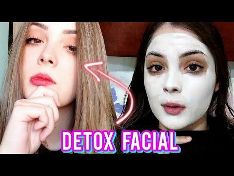 Detox Facial Pele De Bebe Naturalmente Bruna Tv Youtube