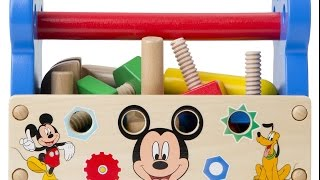 Review: Mickey Mouse Clubhouse Wooden Tool Kit