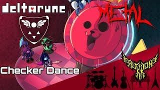DELTARUNE - Checker Dance 【Intense Symphonic Metal Cover】