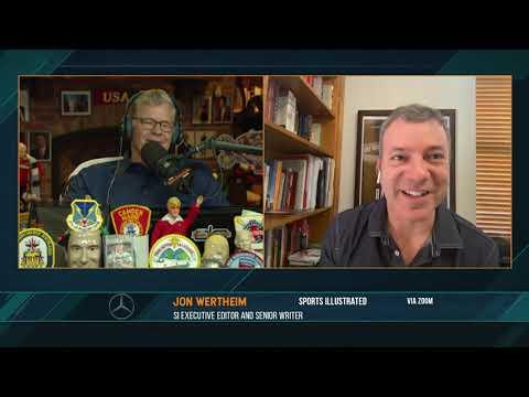 Jon Wertheim on the Dan Patrick Show Full Interview | 6/16/21