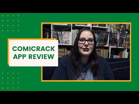 ComicRack App Review