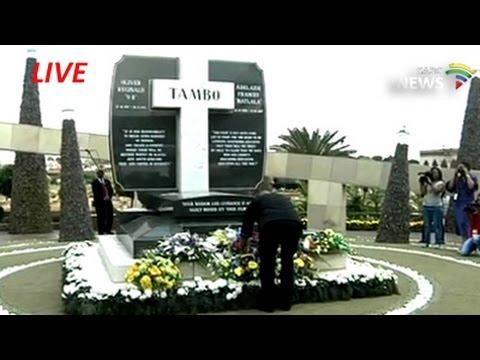 Remembering Former ANC President OR Tambo