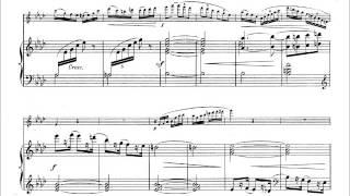 Скачать Philippe Gaubert 1879 1941 Nocturne And Allegro Scherzando For Flute And Piano 1906