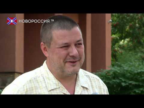 Макеевчанин сжег свой украинский паспорт