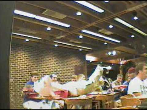 NCSU Fountain Dining Hall Devil Nick short version YouTube