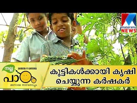 Farming  For Children | Manorama News | Nallapadam