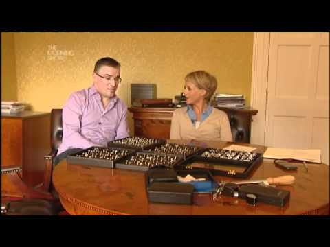 Voltaire Diamonds Interview with TV3 discussing Engagement Rings in Dublin