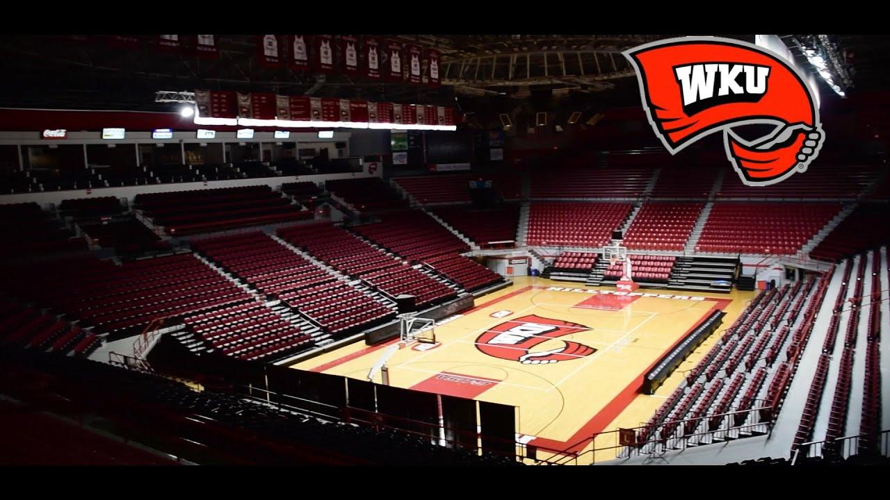 WKU Basketball Diddle Arena YouTube