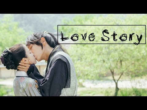 [fmv]-moon-lovers-wang-so-&-hae-soo---love-story-[-the-legend-of-the-blue-sea-ost-]