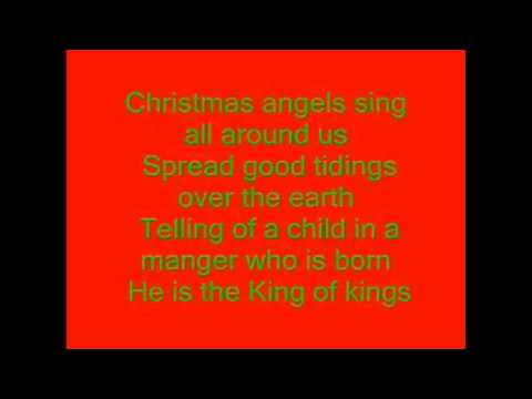 Michael W. Smith - Christmas Angels Lyrics - YouTube