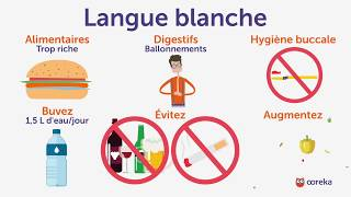 Ce que vous dit la couleur de votre langue - Ooreka.fr