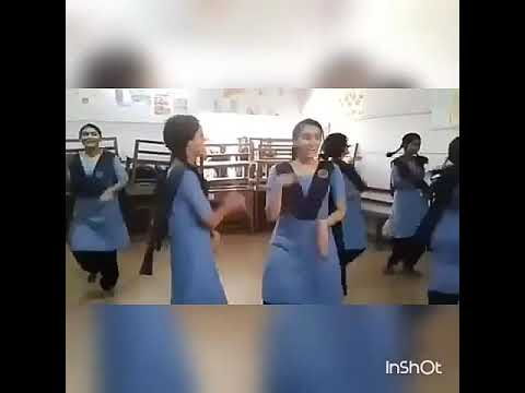 Annamalai university agri girls Dance performance