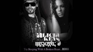Alicia Keys Try sleeping with a Broken Heart HD REMIX with Mickaël