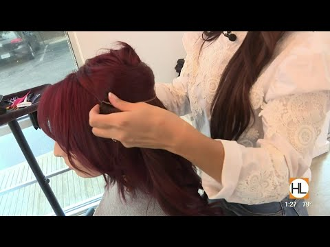 Houston Stylist Talks Hair Extension Trends And Styles   HOUSTON LIFE   KPRC 2
