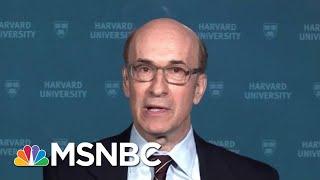 Dow Drops As China Trade War Escalates   Velshi \u0026 Ruhle   MSNBC