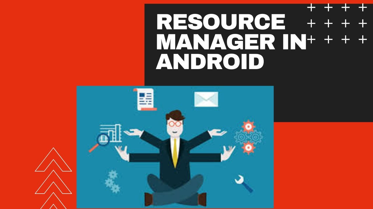Android Framework Components - Part 5 - Resource Manager