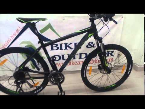 2015 Merida Big Seven 100 Dağ Bisikleti