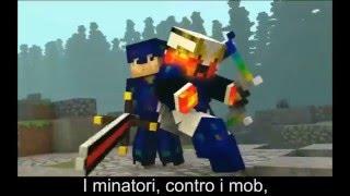 "Minecraft: ♪ ""I Am Believing"" (Sub. ITA) (I Gotta Feeling Parody)"